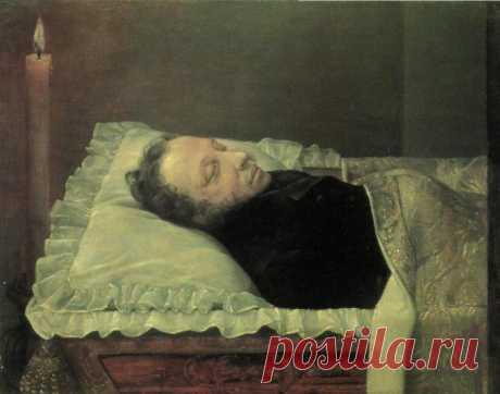 Какие тайны скрывает могила поэта Пушкина