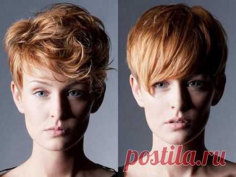 Īso matu mode tendences (+bildes)
