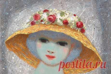 Наивная живопись французских художников Fabienne и Michel Delacroix » BESTlivejournal - Все самое лучшее с livejournal