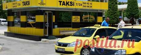 Такси в Стамбуле, Турция. Как заказать, как рассчитать стоимость, цены (тарифы). Водное (морское) такси на фото. » Карта путешественника