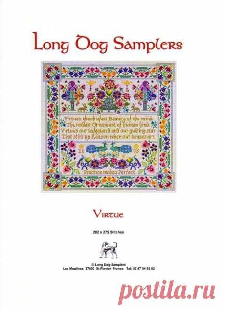 Long Dog - Virtue
