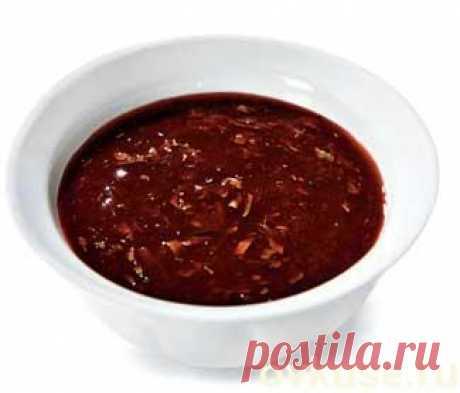 ТКЕМАЛИ - Простые рецепты Овкусе.ру