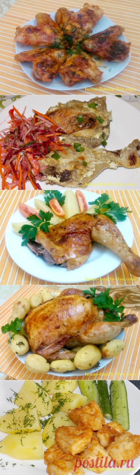 Вторые блюда/Сайт с пошаговыми рецептами с фото для тех кто любит готовить