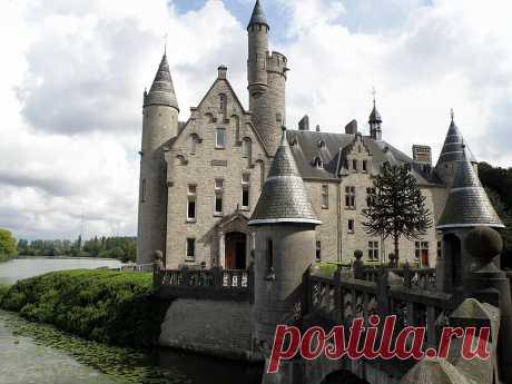 Замки Бельгии. Часть 3..