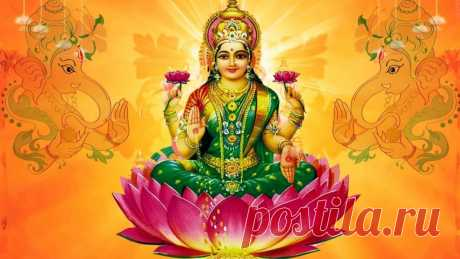 Mantra of wealth and prosperity