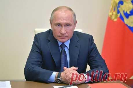 «Мы находимся в ситуации борьбы с врагом». Что сказал Путин в телеобращении В своем выступлении 28 апреля президент России заявил, что нельзя «вернуться к дикости и варварству» и подвергать опасности жизнь и здоровье других людей.