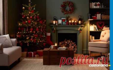 #castorama #касторама #опрос_castorama #ВашиНовыеИдеи  Пожалуй, ожидание праздника ничуть не хуже самого праздника. И чем дольше мы к нему готовимся, тем больше радости получаем. Правда? А когда вы начинаете наряжать елку и украшать свои квартиры к Новому году? Делитесь с нами в комментариях!