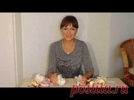 Ольга Жебчук. Завязывание бантиков.