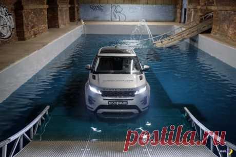 А как вам 2019 Range Rover Evoque? . Чёрт побери