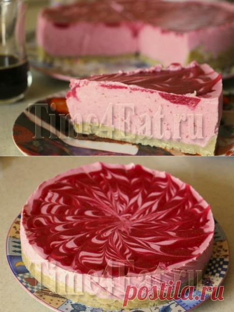 Малиновый торт-мусс | Пора перекусить!