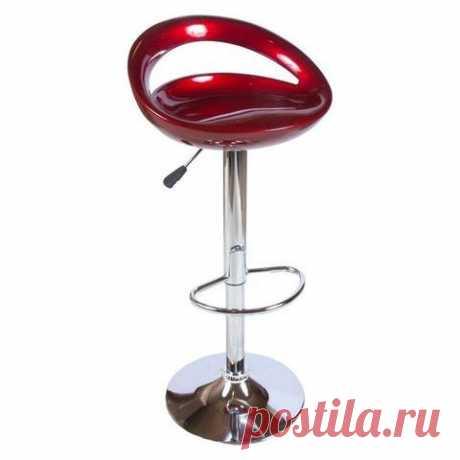 Купить барный стул LM-1010 DISCO (цвет: Красный) в интернет магазине Все Стулья.Ру. Цены и отзывы