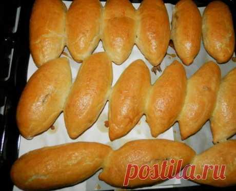 Пирожки на скорую руку без дрожжей: три рецепта   Кулинарные записки обо всём   Пульс Mail.ru