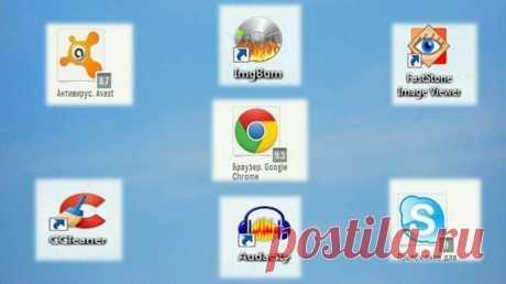 Компьютерные программы для установок.
