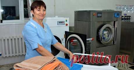 ¡Ahora la ropa no destiñe! La trabajadora del lavadero ha repartido el secreto …