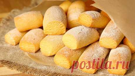 Легкий рецепт печенья за 5 минут! Быстрое печенье: просто, вкусно, доступно.