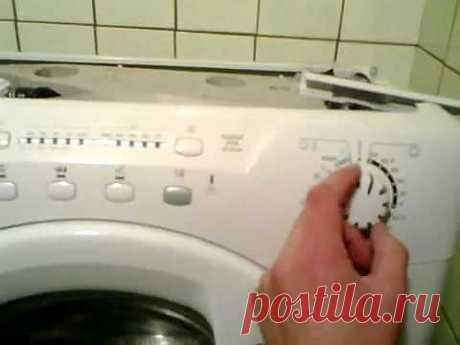 РемСервис - Ремонт стиральной машины Candy.flv - Яндекс.Видео