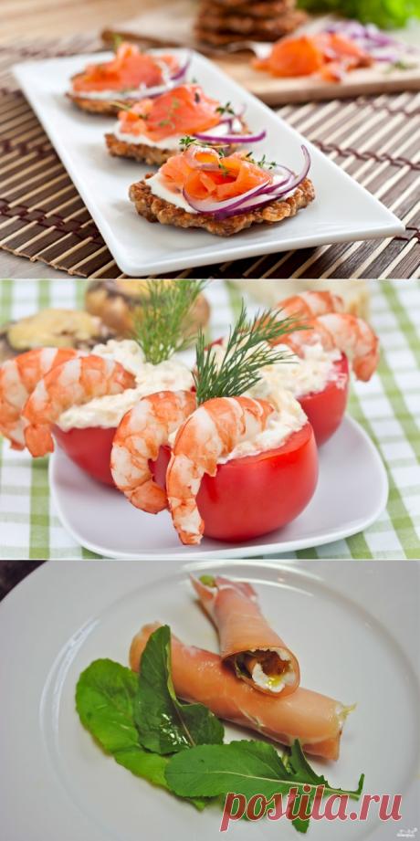 9обалденных закусок для праздничного стола
