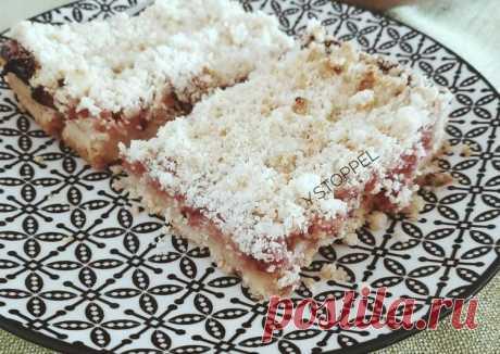 (7) Постный пирог с вареньем - пошаговый рецепт с фото. Автор рецепта Yulia Stoppel 🌳 . - Cookpad