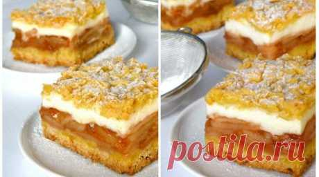 Шарлотку по бабушкиному рецепту пеку только по праздникам: она изумительна