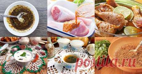 Маринад для курицы в духовке 14 рецептов - 1000.menu Маринад для курицы - быстрые и простые рецепты для дома на любой вкус: отзывы, время готовки, калории, супер-поиск, личная КК
