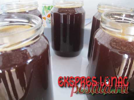 Džem od š ipuraka – Ekspres lonac