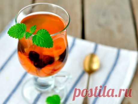 Зимние чаи и зимние горячие напитки: рецепты