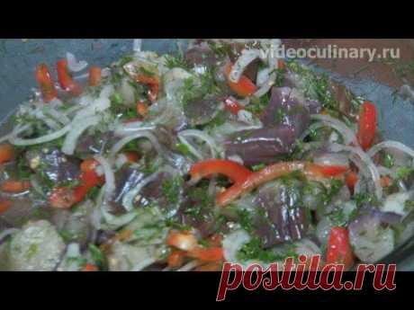 Рецепт - Баклажаны по - корейски » РЕЦЕПТЫ 2014. Вкусные и простые рецепты. Кулинарные рецепты с фотографиями на каждый день! Рецепты тортов, рецепты салатов, рецепты первых и основных блюд для всех!