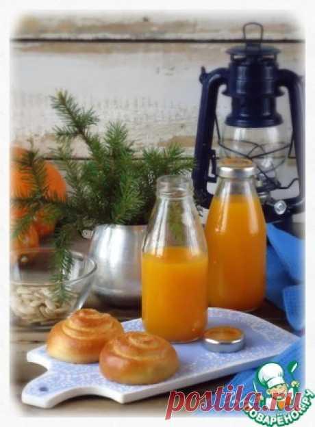 Тыквенный сок - кулинарный рецепт