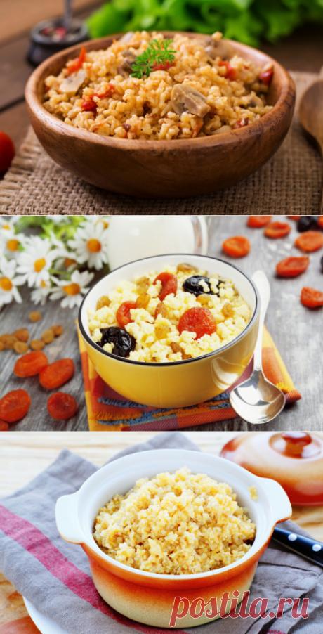 Как приготовить пшеничную кашу, чтобы она была вкусной и полезной?   Еда и кулинария