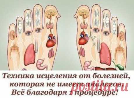 СОВЕТ: Ноги испытывают огромную нагрузку на протяжении всего дня. Очень часто мы страдаем от усталости ног по вечерам, особенно женщины, которым так нравятся каблуки… Массаж ступней помогает снять напряжение, но делать его необходимо не только поэтому! Согласно принципам рефлексологии, на ступнях ног расположены основные точки, которые отвечают за правильную работу всего организма. Такое простое действие, как массирование ног, поможет забыть о боли в разных частях тела! Бл...
