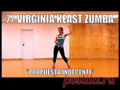 PROPUESTA INDECENTE (BACHATA - LOW INTENSITY BREATHER)