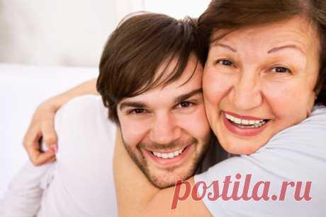 Матерям и сыновьям... | ДОСТОЙНАЯ ЖИЗНЬ НА ПЕНСИИ