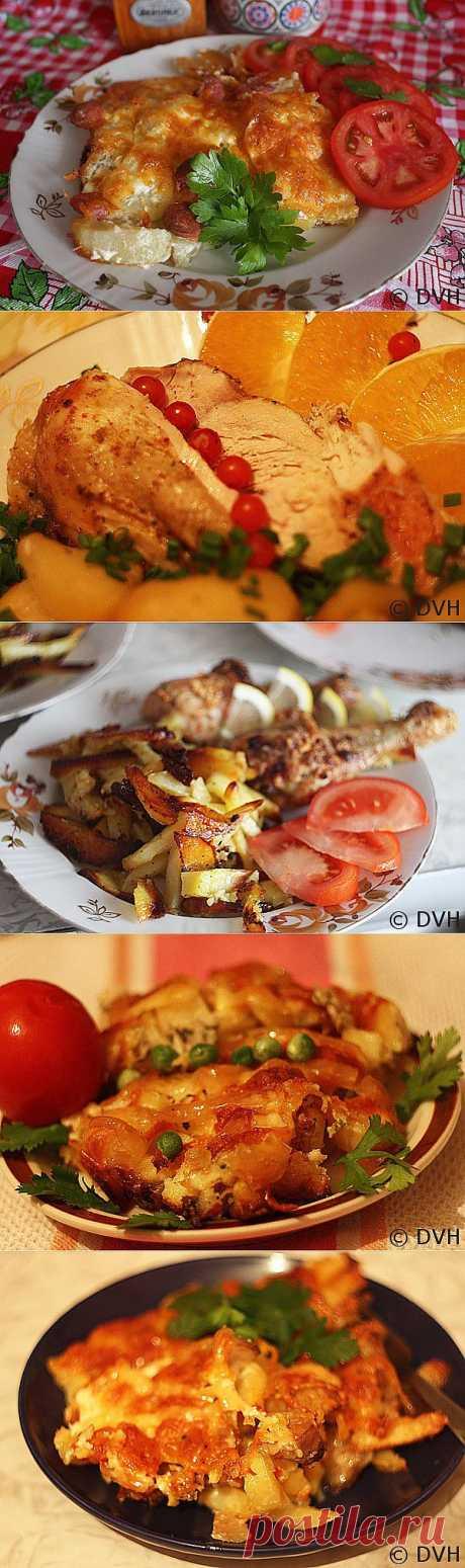 из картошки | Мои любимые рецепты