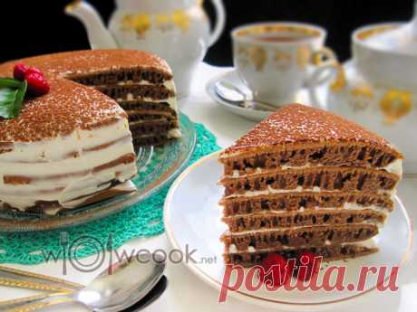 Шоколадный торт на сковороде, рецепт с фото - wowcook.net - самые вкусные кулинарные рецепты Как быстро и просто испечь шоколадный торт без духовки Бывает так, что духовка не работает, занята другими блюдами или просто не хочется с ней возиться. А вот сделать вкусный тортик без заморочек еще как хочется. Читать полностью »