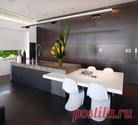 Burraneer Home - Современный - Кухня - Сидней - от эксперта Zeitgeist Photography