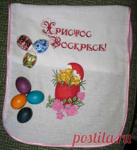 Easter Egg free embroidery design