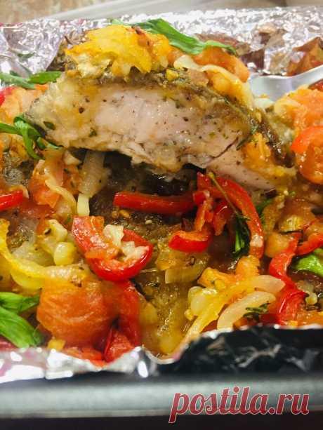 Лучшие рецепты приготовления рыбы.