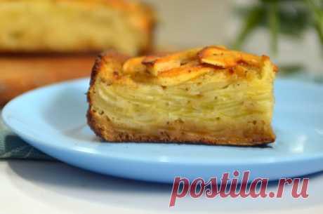 «Невидимый» пирог: как при выпечке тесто превращается в нежный крем | Дауншифтеры | Яндекс Дзен