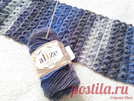 . Перуанское вязание, брумстик или вязание на линейке. - Вязание - Страна Мам