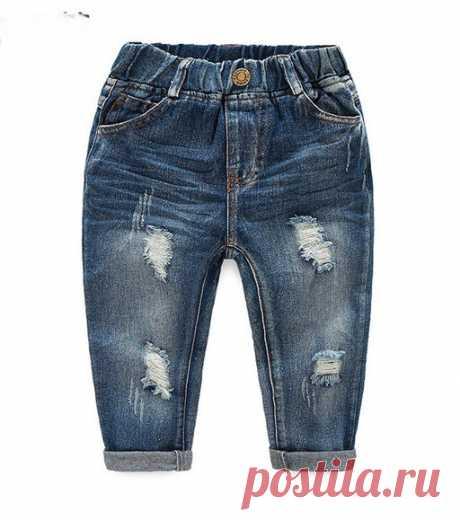 архив с джинсами детскими - для распаковки используйте программу 7 зип
