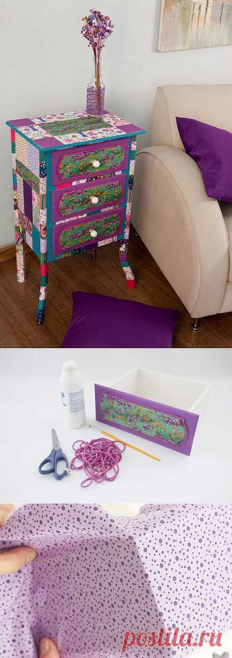 Patch decor \/ Decoupage. Master classes \/ PassionForum - master classes in needlework