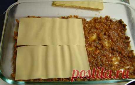 Как приготовить лазанью в домашних условиях: рецепты, тесто, ингредиенты