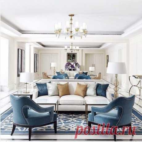 Тысячи идей оформления гостиной. Выбирайте стиль/цвет и находите примеры гостиной своей мечты