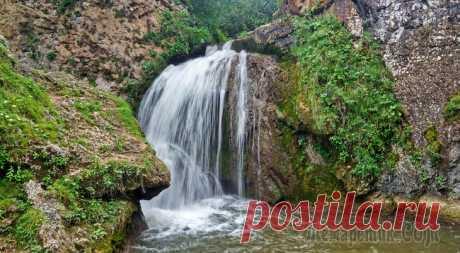 """""""Большое"""" кавказское путешествие. 7. Кисловодск. Медовые водопады. Гора Кольцо. Парк"""