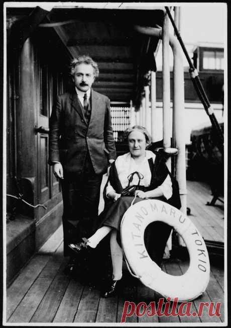 Редкие интересные фотографии гениального ученого Эйнштейна — Фотоискусство
