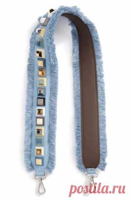 Ремни для сумок. С декором. / Сумки, клатчи, чемоданы / ВТОРАЯ УЛИЦА - Выкройки, мода и современное рукоделие и DIY