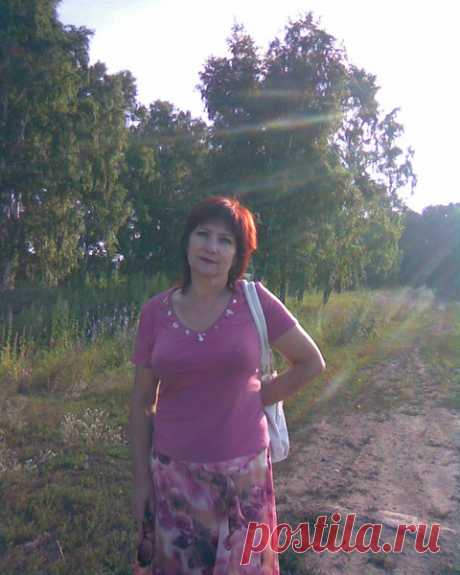 Галина Петюшина