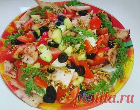 ПП салаты - лучшие диетические рецепты пошагово с фото 2020