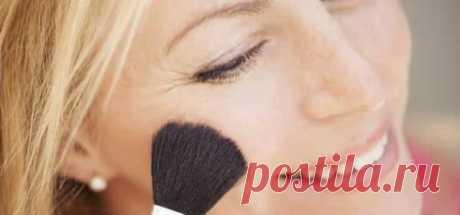 Как при помощи макияжа скрыть носогубные складки / Все для женщины