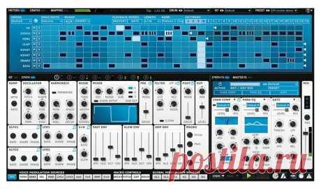 FXpansion Tremor - скачать драм машину бесплатно » MULTIDJ - создание музыки, новости, программы, товары